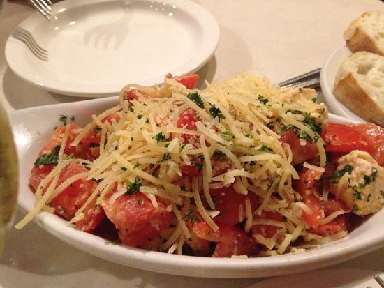 Mangia Mangia Pasta Cafe : Fresh bruschetta