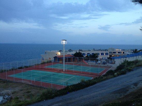Mitsis Norida Beach Hotel: вид из номера