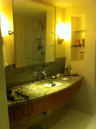 Borgata Hotel Casino & Spa: Bathroom Sink
