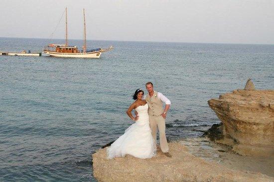 Capo Bay Hotel:Our Wedding
