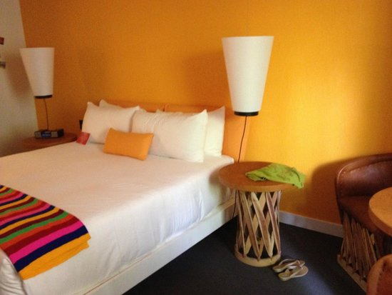Saguaro Scottsdale : Fabulous sheets and a comfortable bed for a great night's sleep