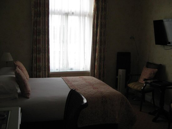 Granville Hotel: Bedroom - Single traveller