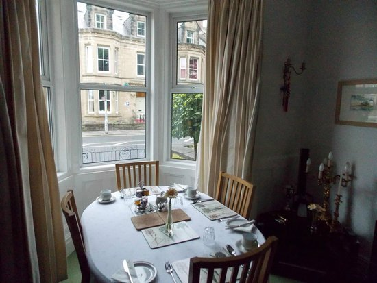 Tate House Bed and Breakfast: The perfect breakfast