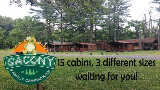 Sacony Family Campground: Sacony