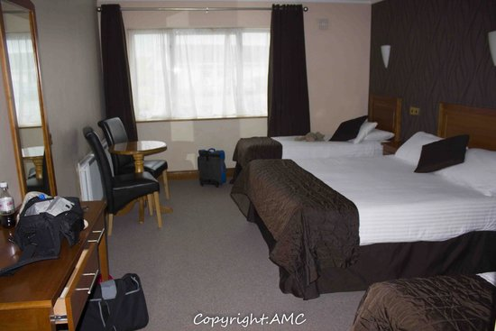 Springhill Court Conference, Leisure & Spa Hotel : room
