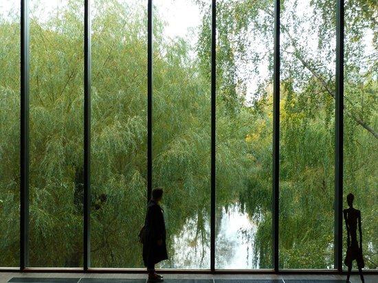 Musée d'art moderne Louisiana : frames