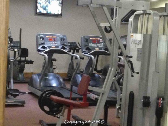 Springhill Court Conference, Leisure & Spa Hotel: gym