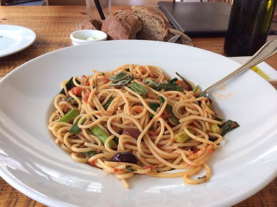 Little Tiberias : Olive Oil Pasta