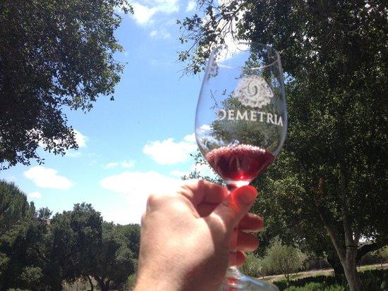 Demetria Estate Winery : No caption needed...