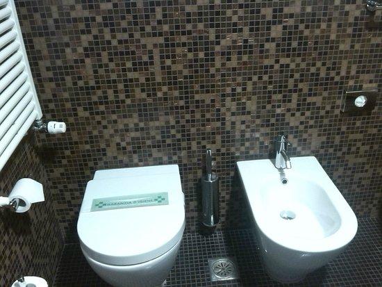Thai Si Royal Thai Spa & Hotel: bagno