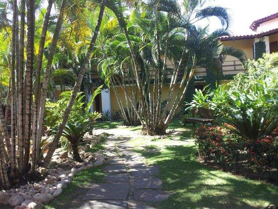 Resort La Torre : Jardim Interno