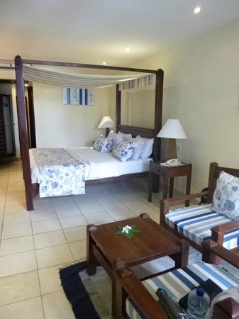 Baobab Beach Resort & Spa: Our lovely room
