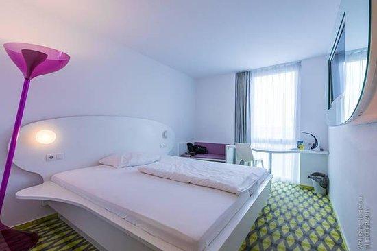 prizeotel Bremen-City: Zimmer