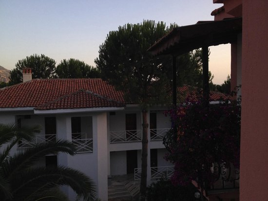 Karbel Hotel: View from the balcony