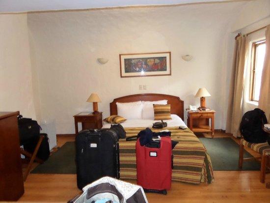 San Agustin International Hotel: HABITACION CUADRUPLE