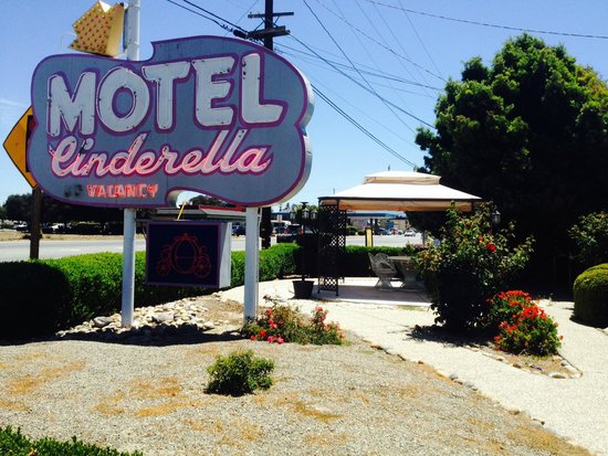 All are welcome at the Cinderella Motel!