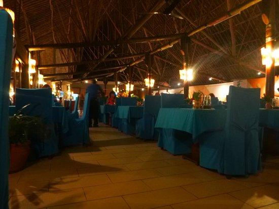 The Baobab - Baobab Beach Resort & Spa: Koli Koli dining