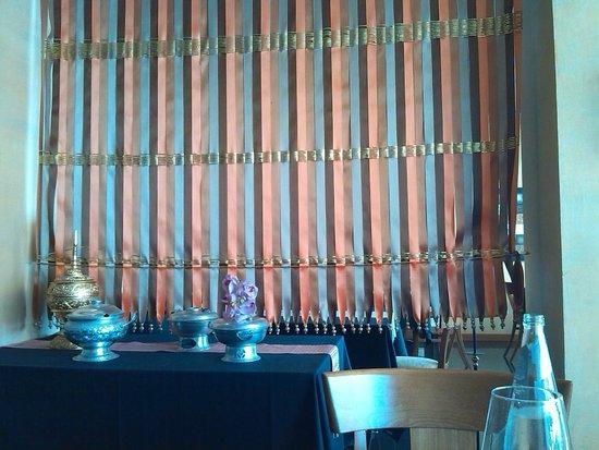 Thai Si Royal Thai Spa & Hotel: paratia