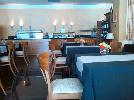 Thai Si Royal Thai Spa & Hotel: buffet di verdure