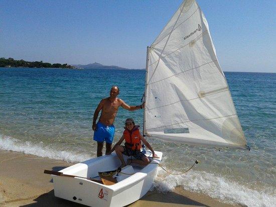 Stelle Marine Hotel & Resort : Pronti partenza via....