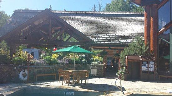 Mountain Lodge Telluride, A Noble House Resort: Main lodge