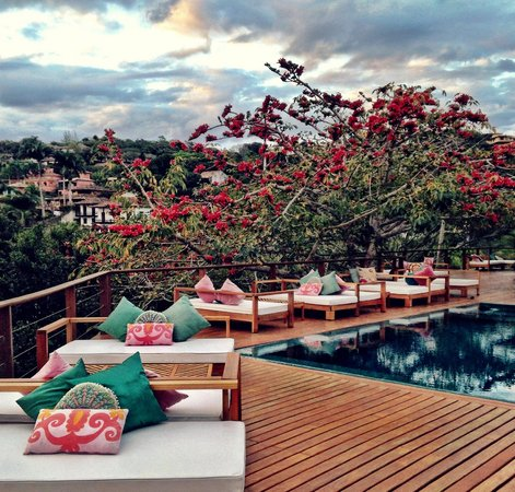Insolito Boutique Hotel: Pool area