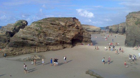 playa de las Catedrales 2