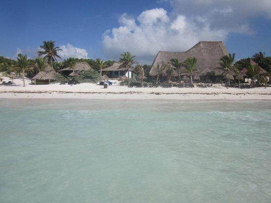 Poc-na Tulum : la vita à bella