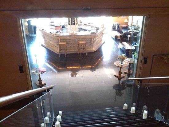 Thai Si Royal Thai Spa & Hotel: entrata ristorante/bar