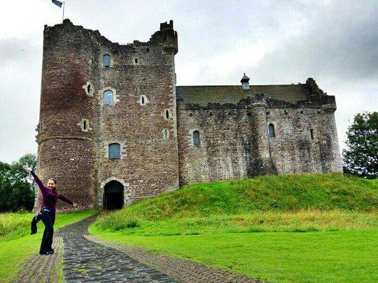 Doune Castle: Happy Castle