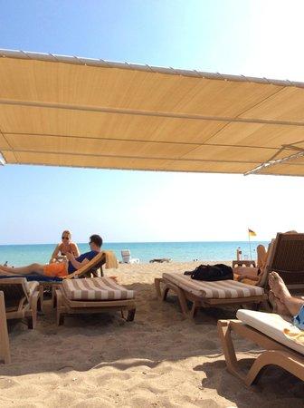Vera Verde Resort : plage
