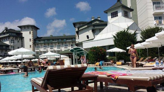 Vera Verde Resort: piscine