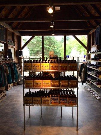 Atlantic Brewing Company : Gift Shop - Tasting Room