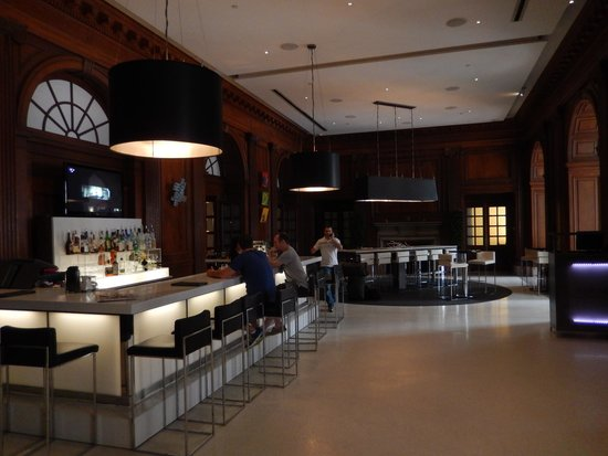 Le Meridien Philadelphia: Lobby Bar