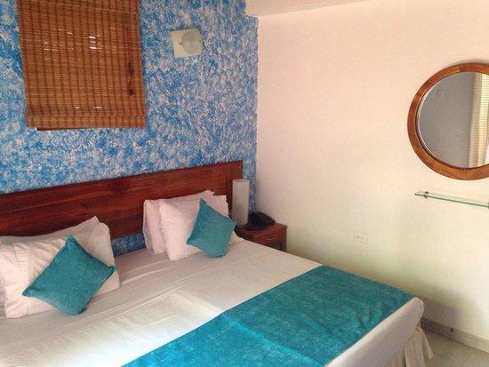 Hotel 3 Banderas : Quarto 107