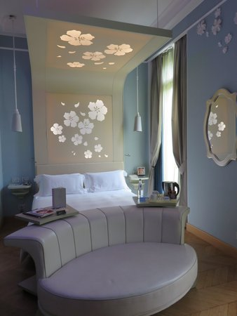 Chateau Monfort : Hibiscus) room