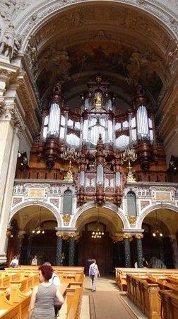 Berliner Dom: Berlin Dom organ