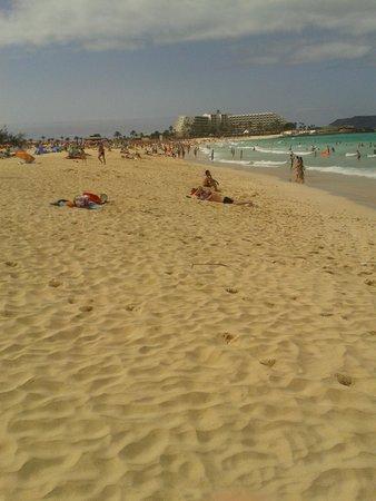 Suite Hotel Atlantis Fuerteventura Resort : Grandes Playas