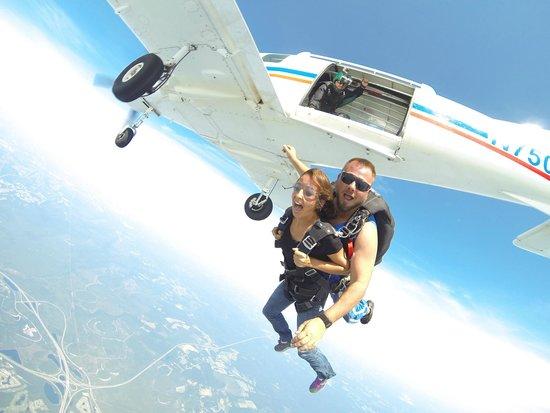 Indoor skydiving north myrtle beach