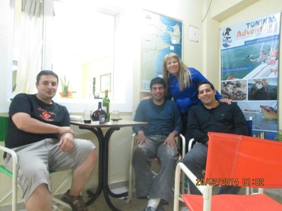 Hostel Hi Patagonia Suites: buenos momentos!