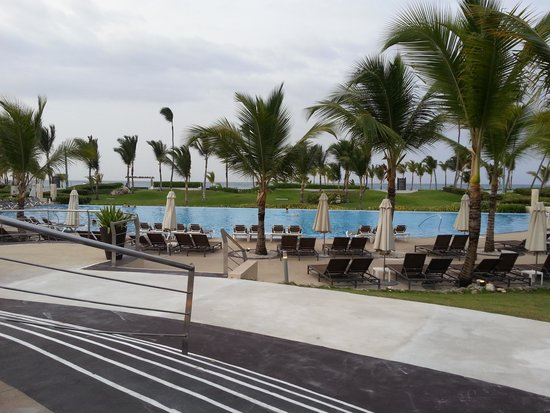 Hard Rock Hotel & Casino Punta Cana : outside of Toro