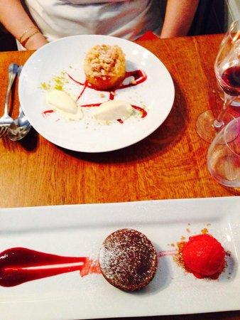 Bistrotters: Le dessert!