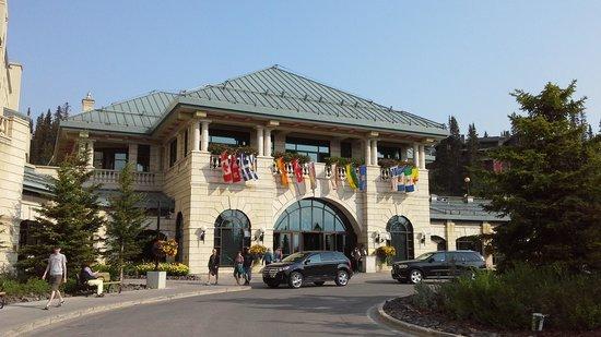 Fairmont Chateau Lake Louise : Fairmount Chateau Hotel