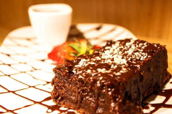 Me Late Chocolate: Brownie