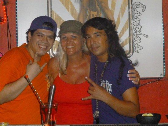 Happy Ending Cantina: G-Baby, Tina & Emmet