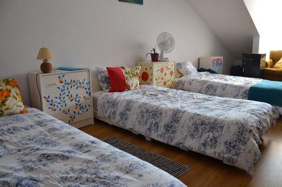 Ljmonade Hostel & Suites : Dortoir femmes 5 lits