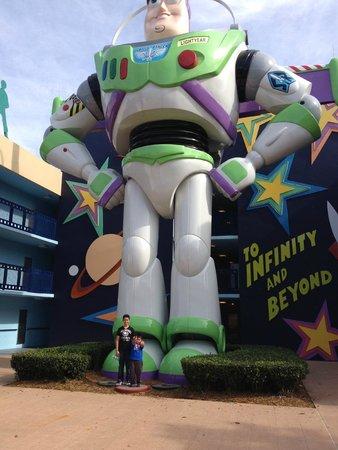 Disney's All-Star Movies Resort : hotel