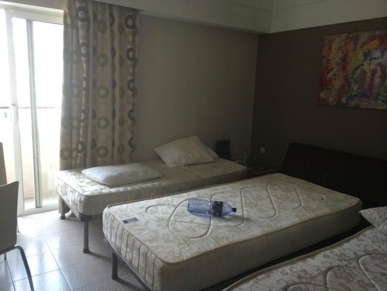 Park Hotel: 1 bed flat