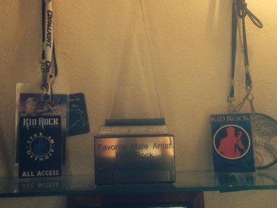 Clarkston Union Bar & Kitchen: Kid Rock's American Music Award