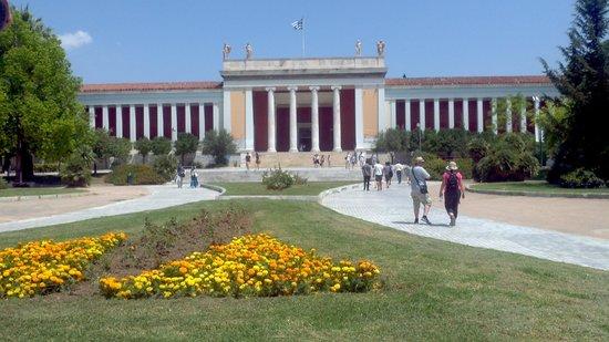 Nasjonalt arkeologisk museum (Ethniko Archaiologiko Museo)